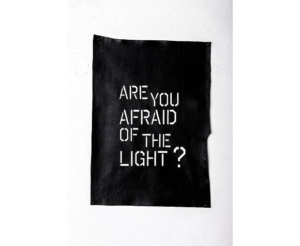 ARE YOU AFRAID OF THE LIGHT (2014) Gilda Marconi Sancisi