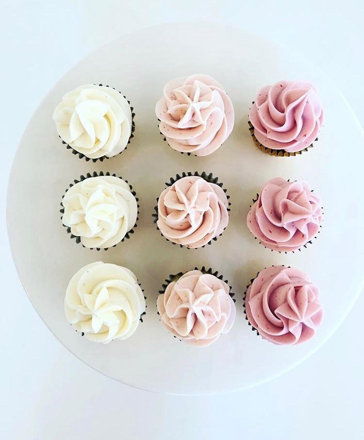 Classic Mini Cupcakes