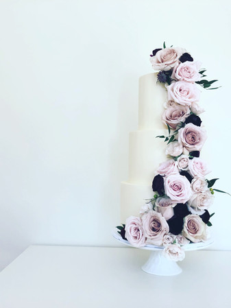 Our Classic ~ Cascading Flowers