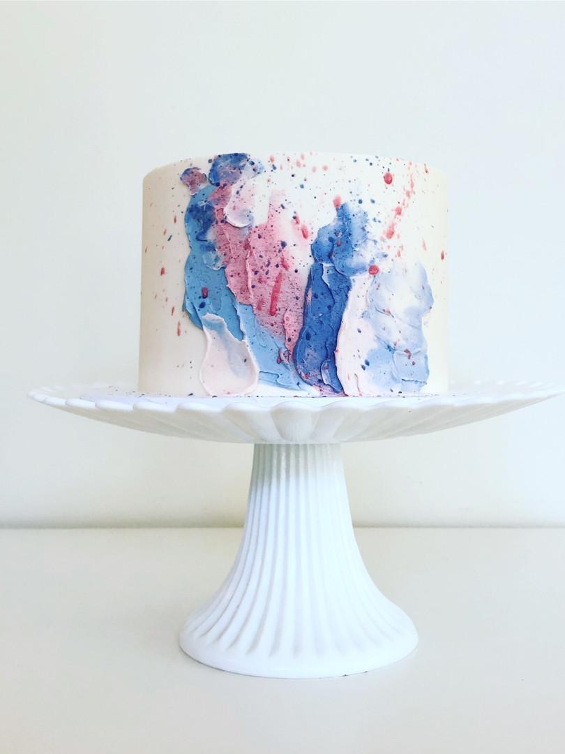 Paint & Splatter
