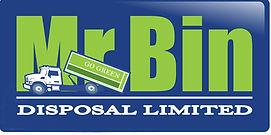 Mr. Bin Logo