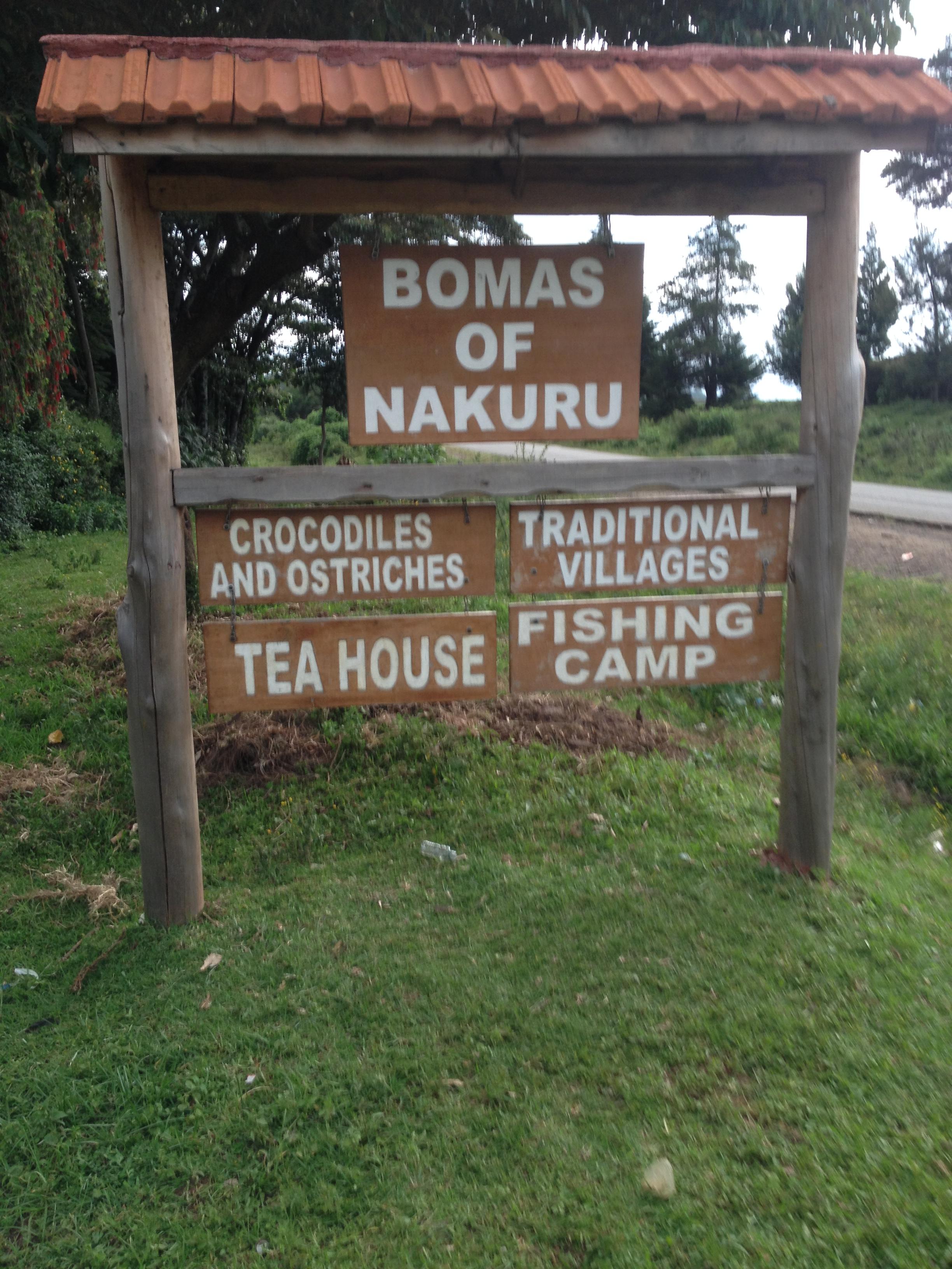 Nakuru Kenya advert
