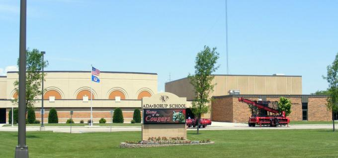 Ada High School, Ada, MN