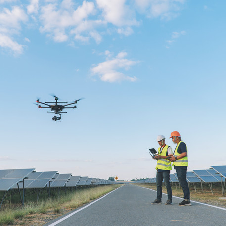 Drone-Based Survey & Design