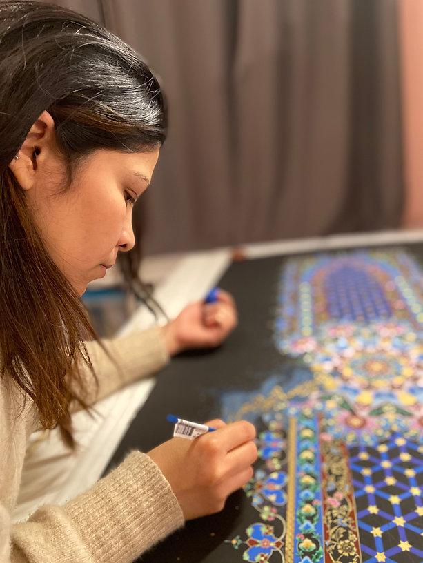 Shermeen Sidiki, islamic art.jpeg