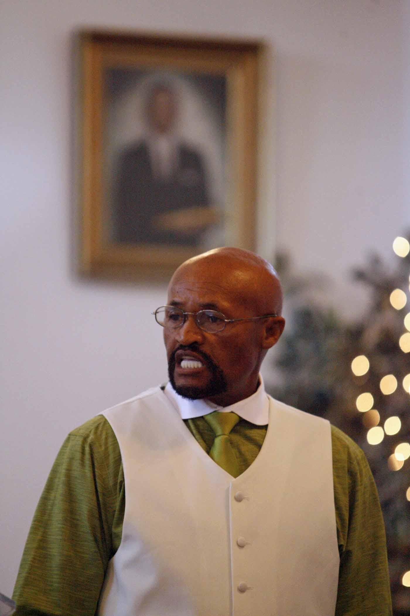 Pastor Freddie Howard