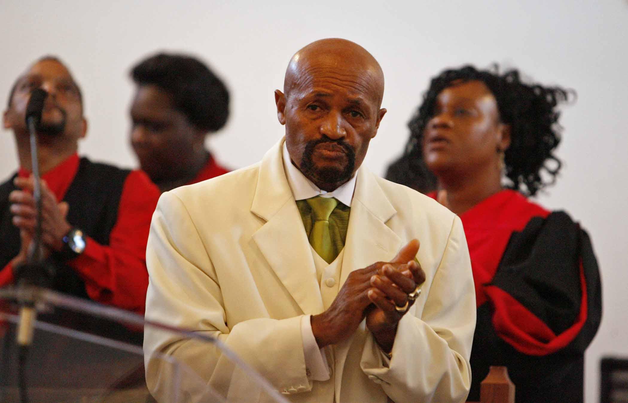 Pastor Howard