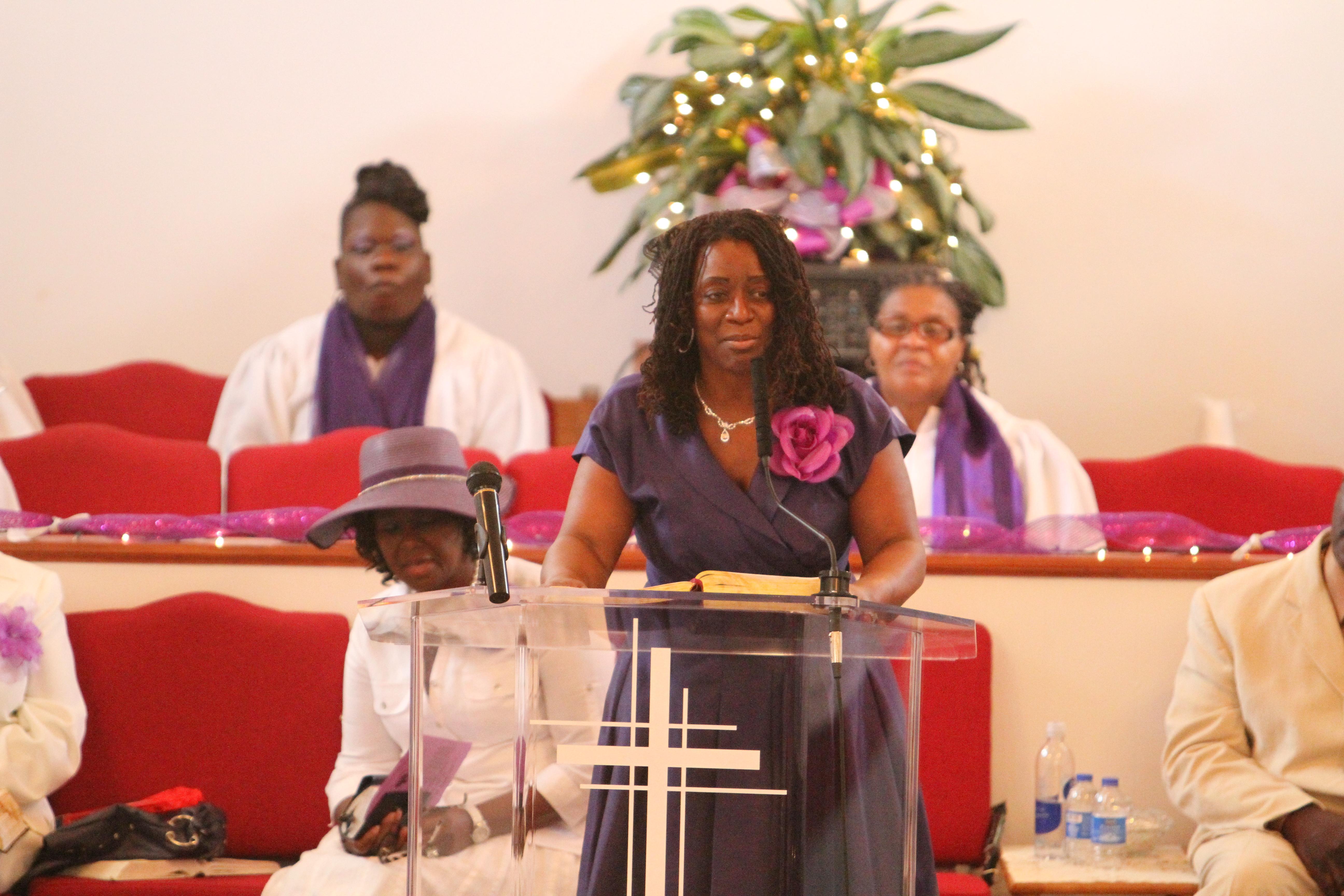 Speaker Karen Moore