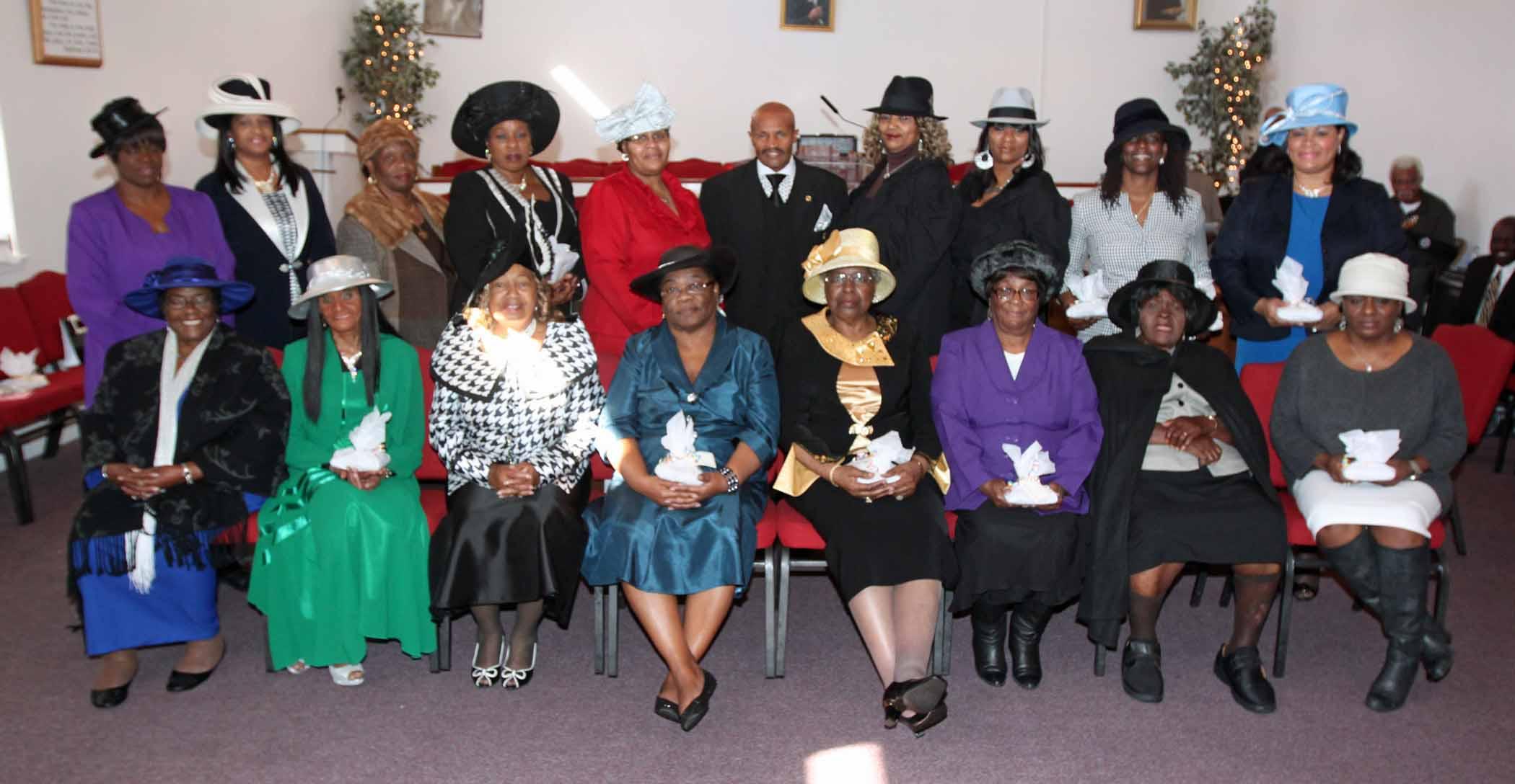 Parade of Hats