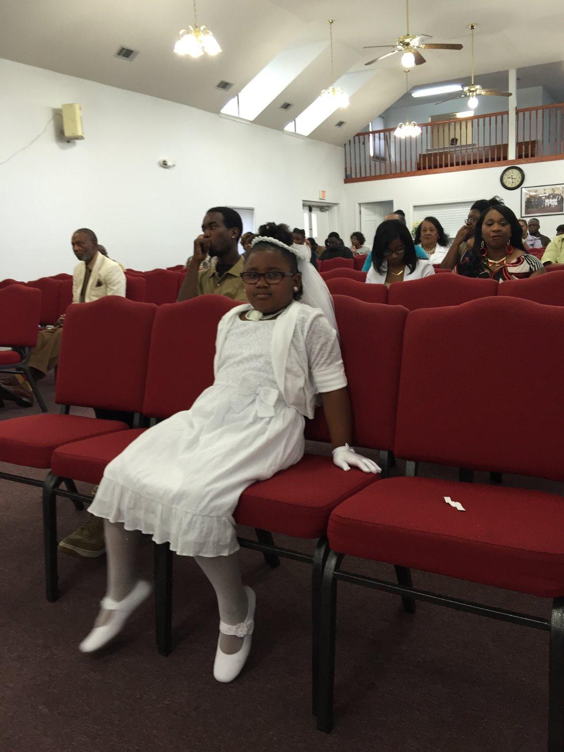 Arian First Communion