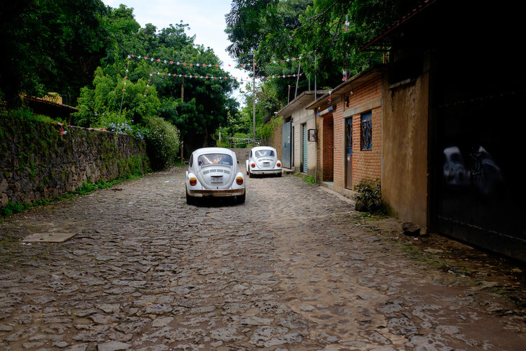 Doble Vocho Blanco | Amatlan Morelos
