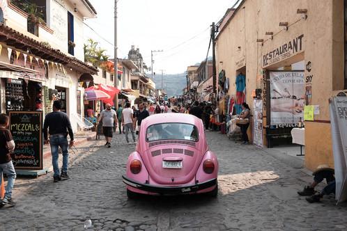 Vocho en el Centro | Tepoztlan Morelos