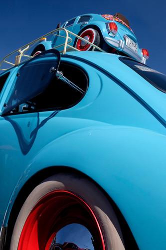 Vochos Azules Cielo | Xochimilco CDMX