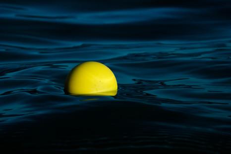 Yellow Ball   Visual Haiku   Miami 2020