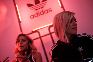 Deux Twins | dj set adidas mx