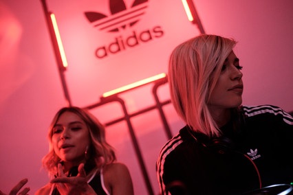 Deux Twins for adidas | archipielago, Mexico City, 2017