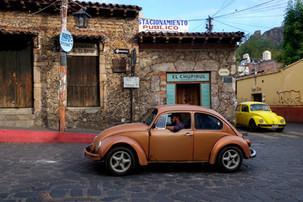 Doble vocho en el centro | Tepoztlan Morelos
