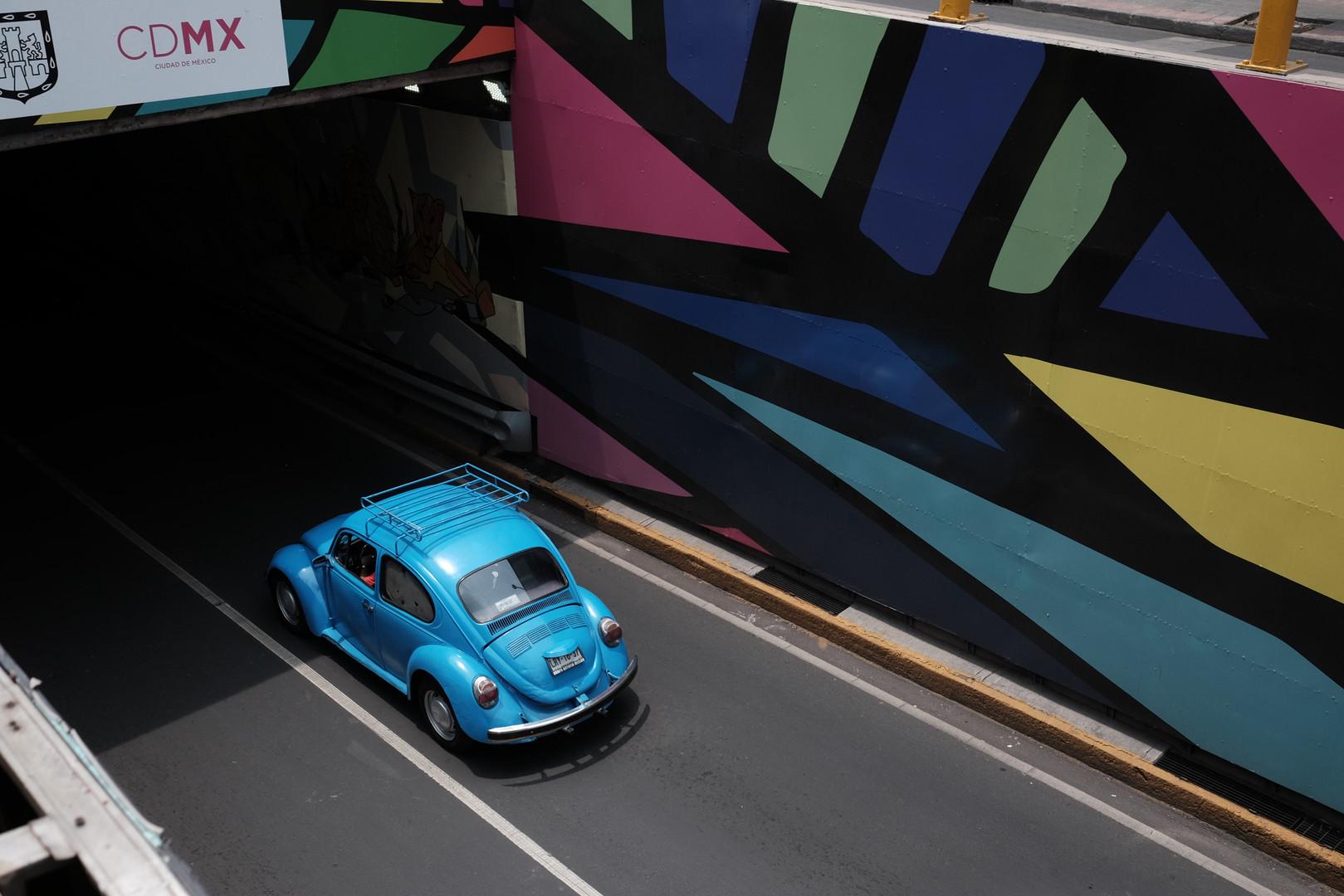 Tunel Vocho | CDMX