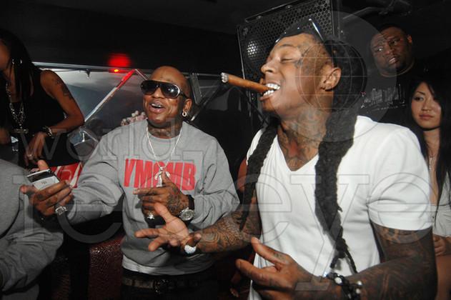 Birdman & Lil Wayne, Cameo, Miami
