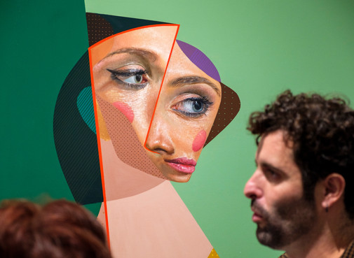 WYN317 presents Belin at SCOPE Art Fair 2019 | Event
