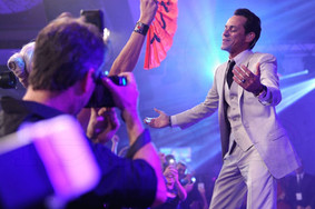 Marc Anthony, Make A Wish Ball, Miami, 2015