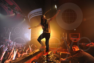 Steve Aoki at Mansion, Miami 2011