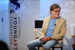 Robert Redford, Young Arts Miami, 2014