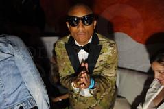 Pharrell Williams, Art Basel Miami Beach 2012
