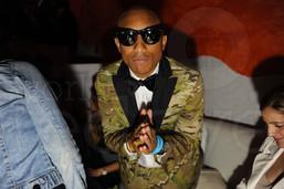 Pharrell Williams, Art Basel Miami 2012