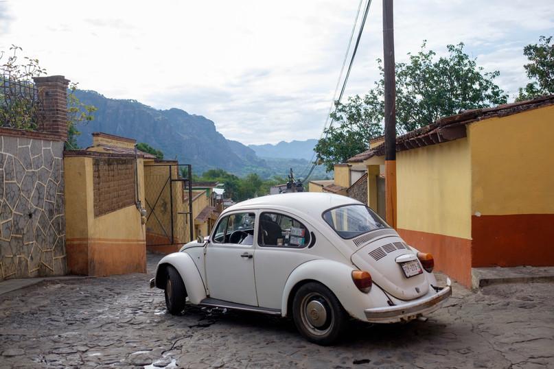 Vocho vista Valle de Atongo | Tepoztlan Morelos