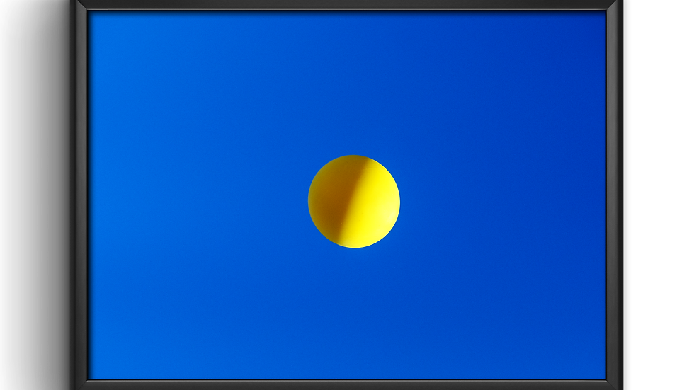 Yellow Ball #2 | Print