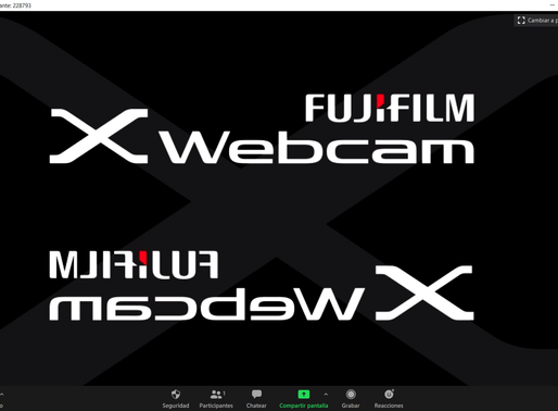 Fujifilm Releases X-Series WebCam Support | Whats in the Bag?
