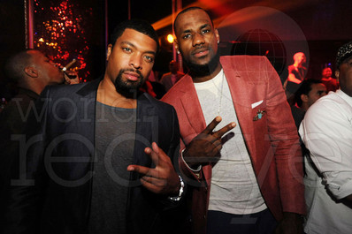 DeRay Davis & Lebron James