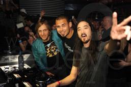 David Guetta, Afrojack, & Steve Aoki