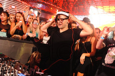 Skrillex, Mansion Miami, 2014