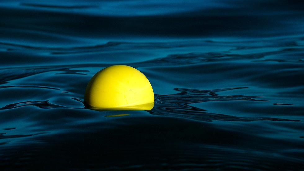 Yellow Ball | Print