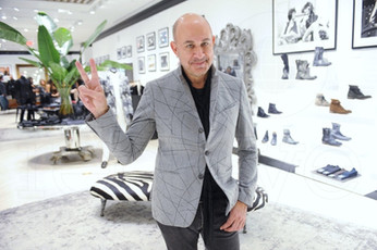 John Varvatos, Bal Harbour Shops Miami, 2014