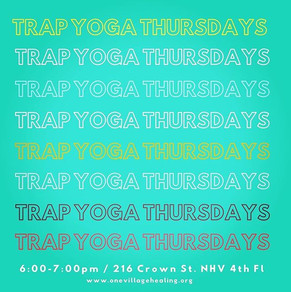 Trap Yoga Thursday was🔥🔥🔥 Posted _wit
