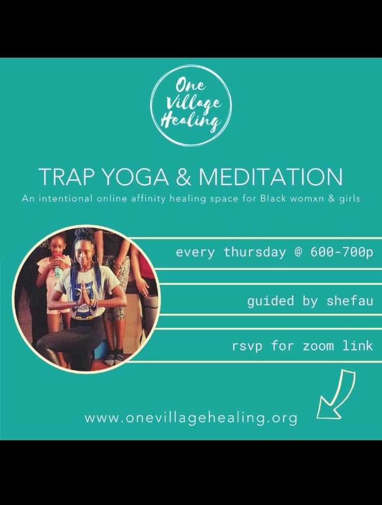 Trap Yoga Thursdays