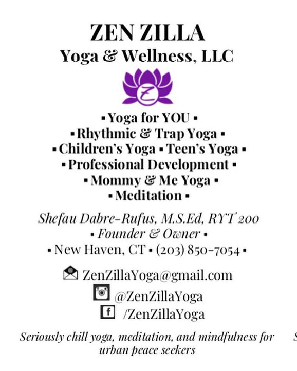 Zen Zilla Yoga and Wellness, LLC offers