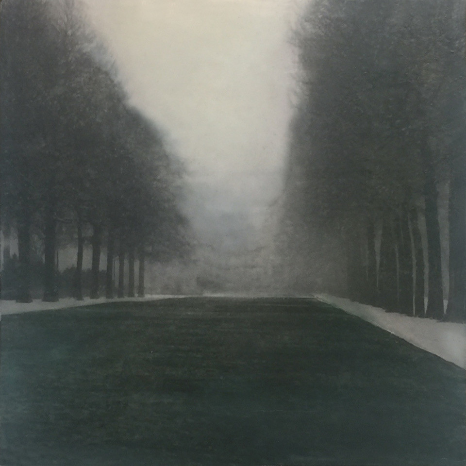 L'esplanade du Cinquantenaire