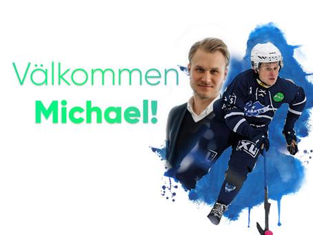 Välkommen Michael!