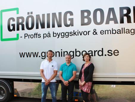 BC Hedlund Holding AB förvärvar Gröning Board AB