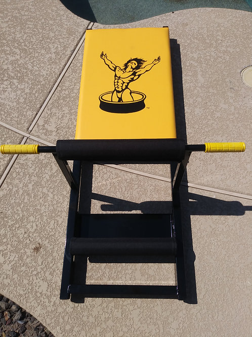 Absolute Abs Plus Adult Bench (Yellow)