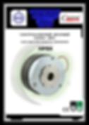 Электромагнитные тормоза HPSX EMA-ELFA