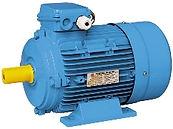 Электродвигатели с тормозом ABLE