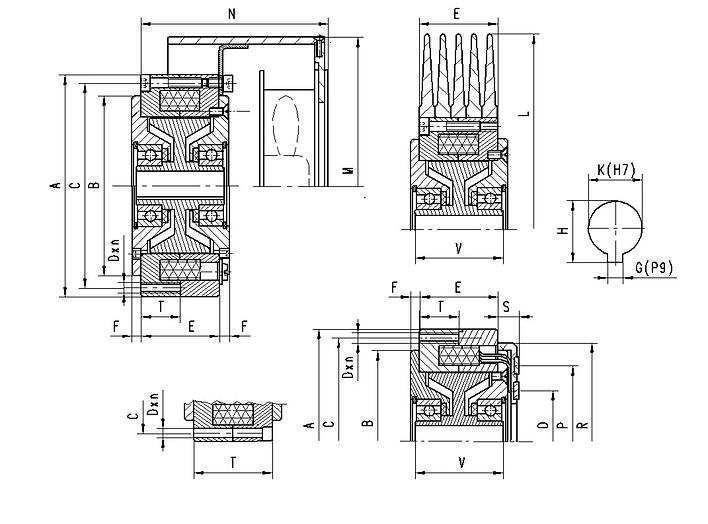 Схема порошковых тормозов и муфт.png