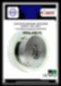 Электромагнитные тормоза  HSA , HS(Y) EMA-ELFA