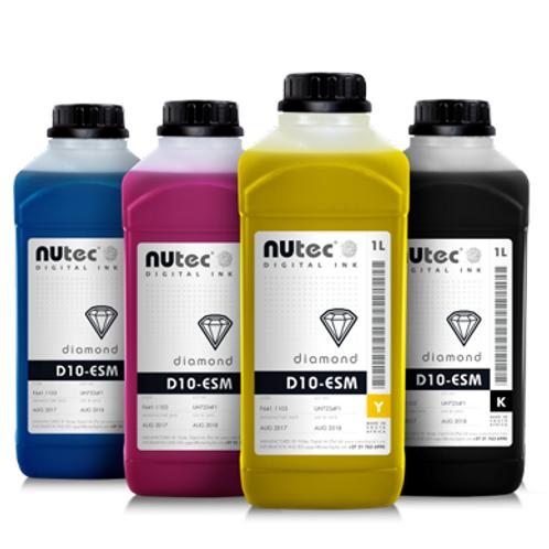 Tinta solvente NUTEC Diamond