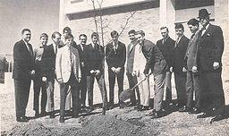 Le 1er club Rotaract aux Etats-Unis en 1968